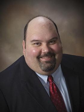 Boone County Clerk Kenny Brown
