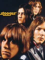 Cover of the Stooges' self-titled debut album in August 1969