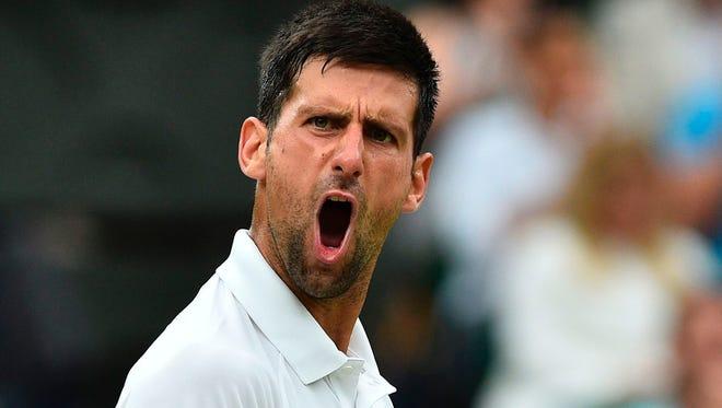 Novak Djokovic expanded his coaching team again Thursday.