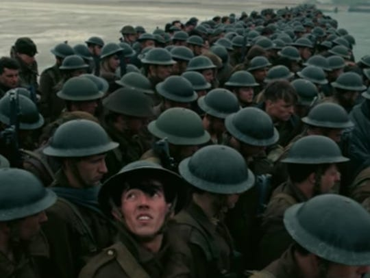 Christopher Nolan's latest film is set in World War