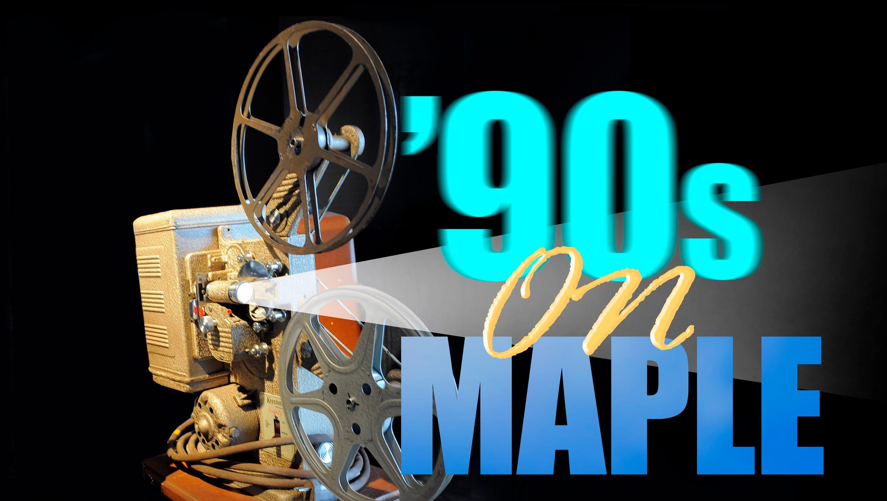 New \'90s on Maple series to celebrate 1990s cinema