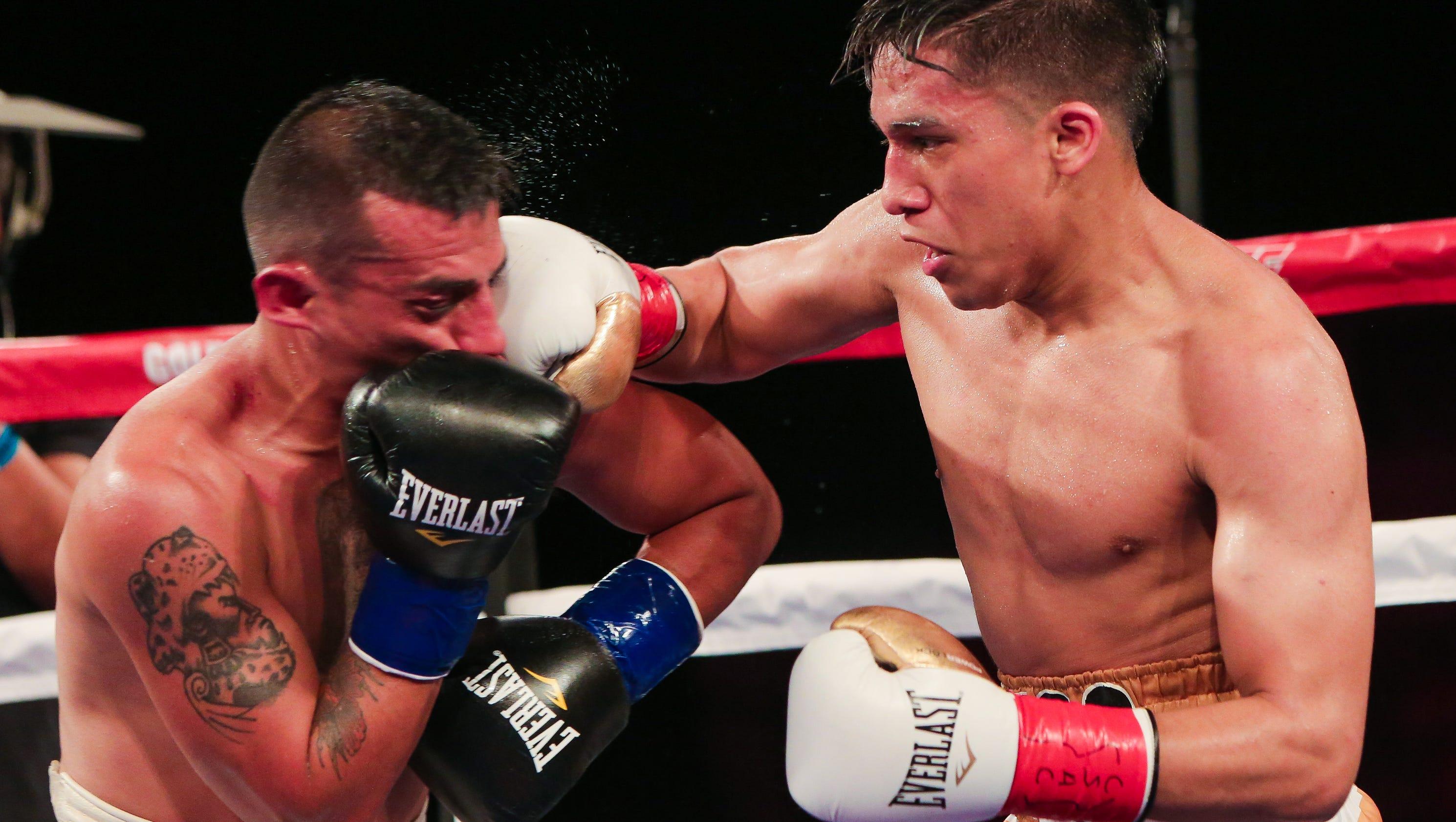 mauricio herrera boxer - HD3200×1680