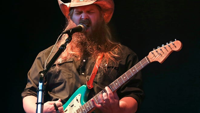 Chris Stapleton, shown opening for Tom Petty and the Heartbreakers at Summerfest's American Family Insurance Amphitheater in 2017, is headlining the 2020 edition of the Big Gig on June 30.