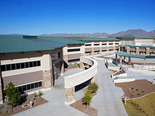 East Mesa Campus of Doña Ana Community College in Las