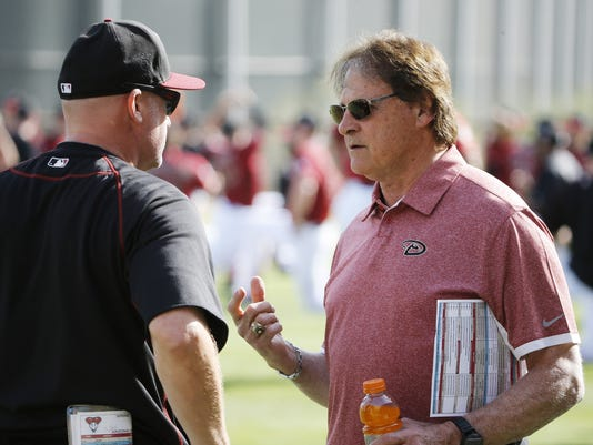 Tony LaRussa, Mike Butcher