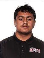 Mount San Antonio College offensive lineman Bernard Schirmer