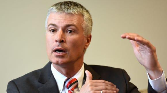 Marty Jackley, South Dakota Attorney General, talks