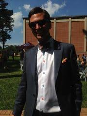 Matt Snyder is an organizer for Shreveport Derby Day at R.W. Norton Art Gallery.