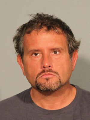 Russell Taylor, 43, faces federal charges.