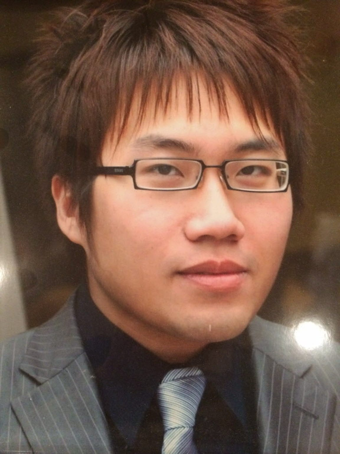 Richard Din, a 25-year-old researcher, died in 2012