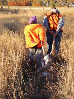 Teaching a youngster the safe, ethical way to hunt can be one of life's little victories.