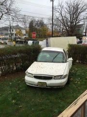 Vineland police are investigating a crash Thursday
