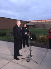 Police are investigating social media threats made on Danville and Plainfield high schools