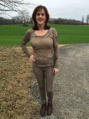 Traci Lowe, of Medina, lost 53 pounds after signing up for Jenny Craig.