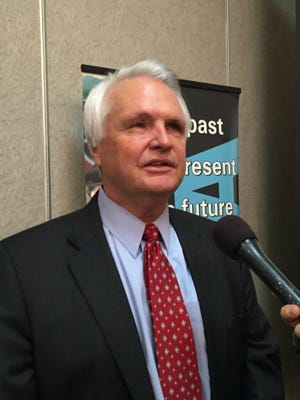 """Lt. Gov. Bill Ramsey described the state's efforts to address education in the past four or five years as """"revolutionary."""""""