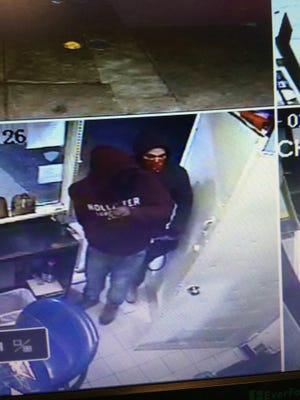Police are asking for the public's help in locating the suspects who allegedly robbed the BP gas station at 1240 Route 22 east Saturday evening.