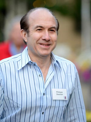 Philippe Dauman, president and CEO of Viacom, in 2012.