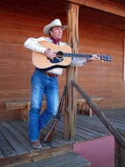 Country crooner Jim Wilson will give a concert at 6