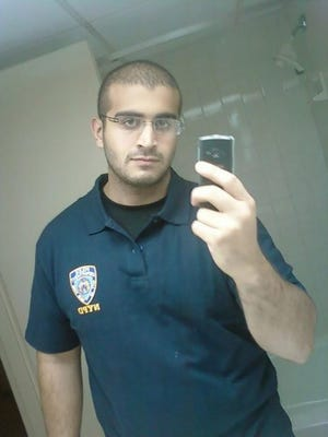 Omar Mateen from his Myspace page.