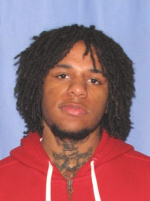 Josh Roberts, a suspect in a Cheviot shooting.