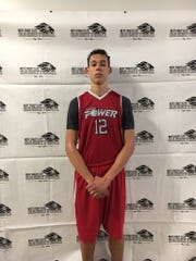 Sophomore forward Lucas Elliott had a good spring and summer playing club ball for Arizona Power Tucson.