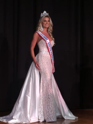 Mauldin's Heather Crick was recently crowned Mrs. South Carolina 2017.