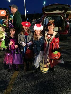 The PTO for John C. Milanesi Elementary School in Buena hosted a Trunk-or-Treat event on Oct. 14. Students and their families enjoyed a safe and festive evening.