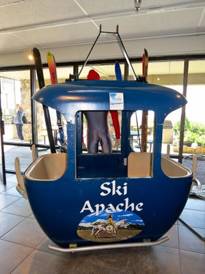 The gondolas and zip line will be open for business until Mother Nature cooperates at Ski Apache.