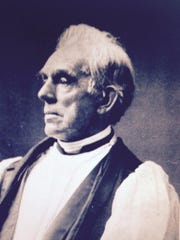 The Rt. Rev. Bishop Benjamin Boswrth Smith is shown in an undated  photo from the Register of the Kentucky State Historical Society.