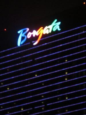 The Borgata casino in Atlantic City continued to thrive in 2016.