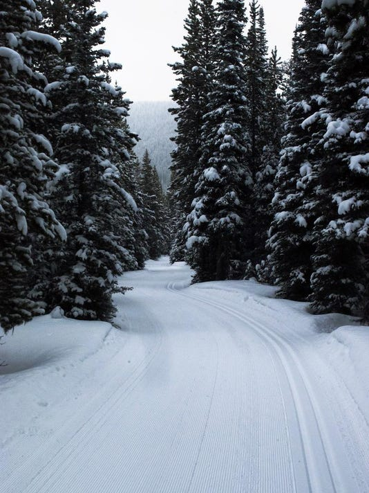 Silver Crest Trails