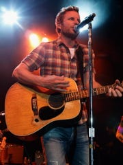 Dierks Bentley used to frequently play Milwaukee, but