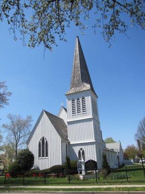 St. Stephen's Episcopal Church in Millburn.