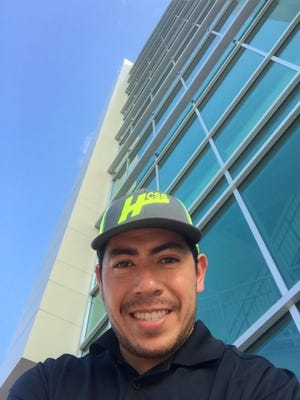 Lescano Sergio, Missouri State University graduate student in project management