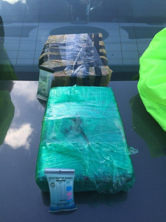 Nashville detectives, federal agents seize 17 pounds of narcotics in