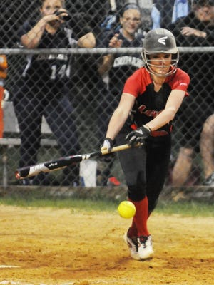 Lakeland outfielder Erica Zurheide  is one of a handful of seniors on the Lancers' roster this spring. Despite missing the first few weeks of the season with an injury, Zurheide expects to be back in the lineup by the end of this month.