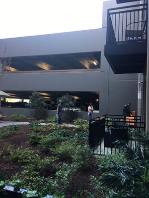 Police were assisting Homeland Security Investigations with an ongoing drug case at South Ridge Apartments in downtown Greenville Wednesday.
