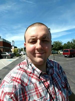 A recent photo of Michael Steven Tungate.