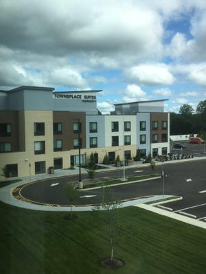 Marriott International's TownePlace Suites by Marriott Cranbury opened for business June 15. The 116-suite hotel is at 2535 Route 130 South in South Brunswick.