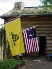 """Sycamore Shoals State Park will be the site of an """"Independence on the Frontier"""" reenactment July 1-2."""