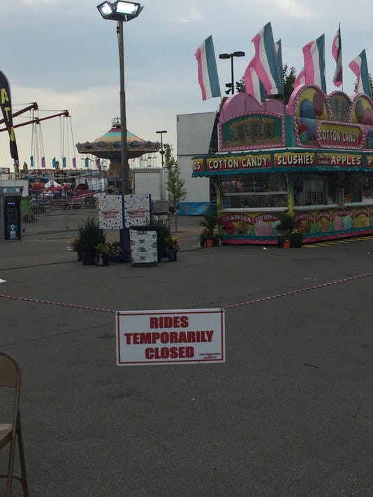 ohio state fair accident fire ball