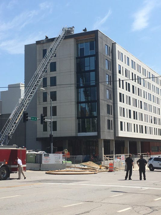 Fire Extinguished At $100M Hotel In Downtown Des Moines