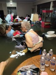 A tweet drew emergency crews to this Houston area nursing