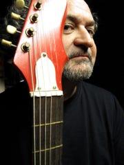 Tinsley Ellis will be performing at 7 p.m. Saturday at Vinyl Music Hall.