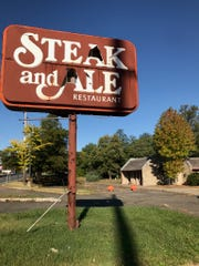 Steak & Ale, a nationwide chain that closed years ago, is making a comeback in Mexico, India and Australia. Pictured is the Middletown restaurant.