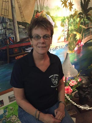 Wendy Schroder is president of the Cape Coral Historical Museum.
