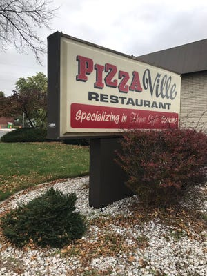The former PizzaVille restaurant was recently purchased.