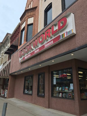 Book World, located at 85 S Main St., will close its doors by Jan. 15.