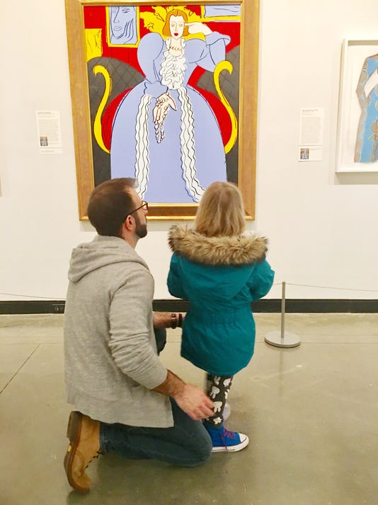 The Matisse exhibit at the Montclair Art Museum