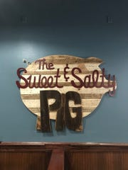 The Sweet and Salty Pig is located at 99 W Pioneer